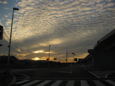 きららビーチの夕日 013.JPG
