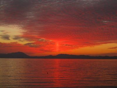 きららビーチの夕日 085.JPG