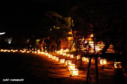 長府庭園灯りの祭典11.jpg
