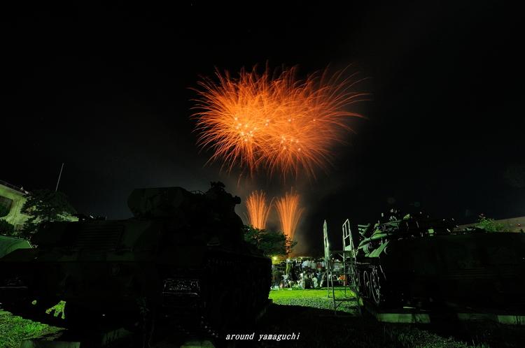 山口駐屯地花火08.jpg