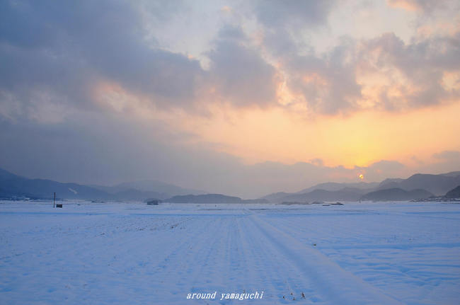阿東町雪夕景03.jpg