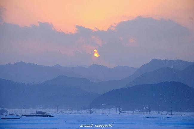阿東町雪夕景04.jpg